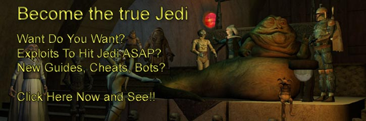 Star Wars Galaxies Cheats SWG Cheats SWG Exploits SWG Guides SWG Macros Programs SWG Bots Secrets Hints and Apps